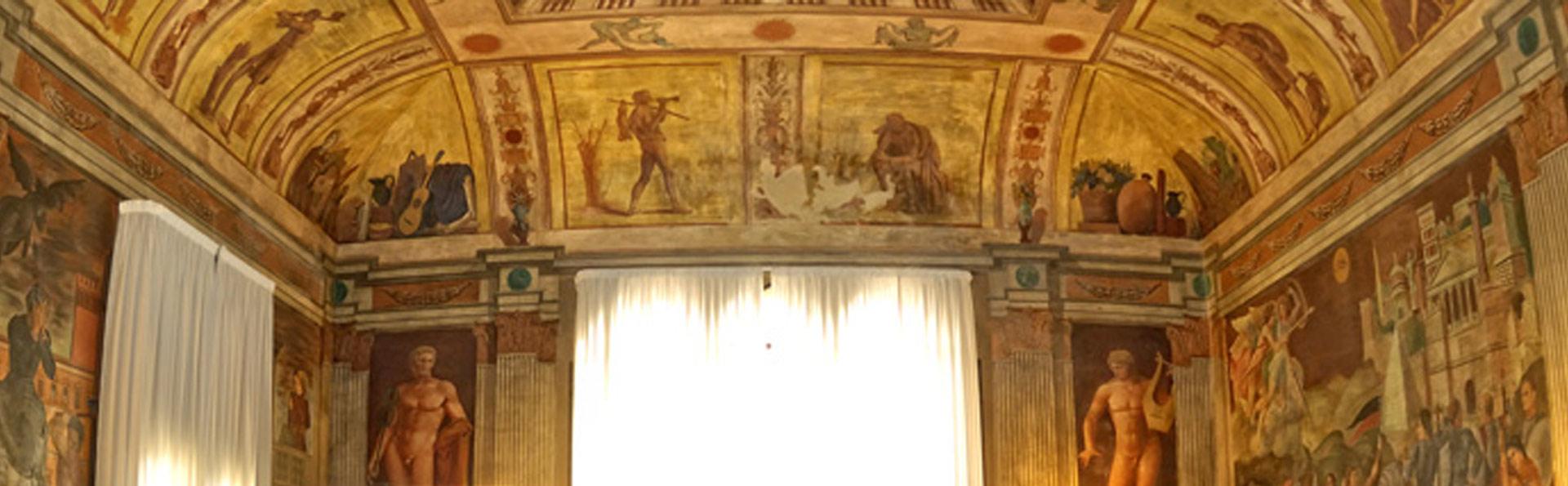 Sala dell'Arengo- Ferrara