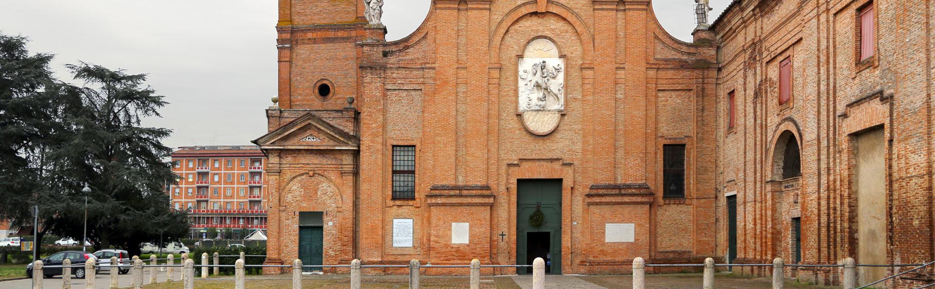 chiesa san giorgio ferrara