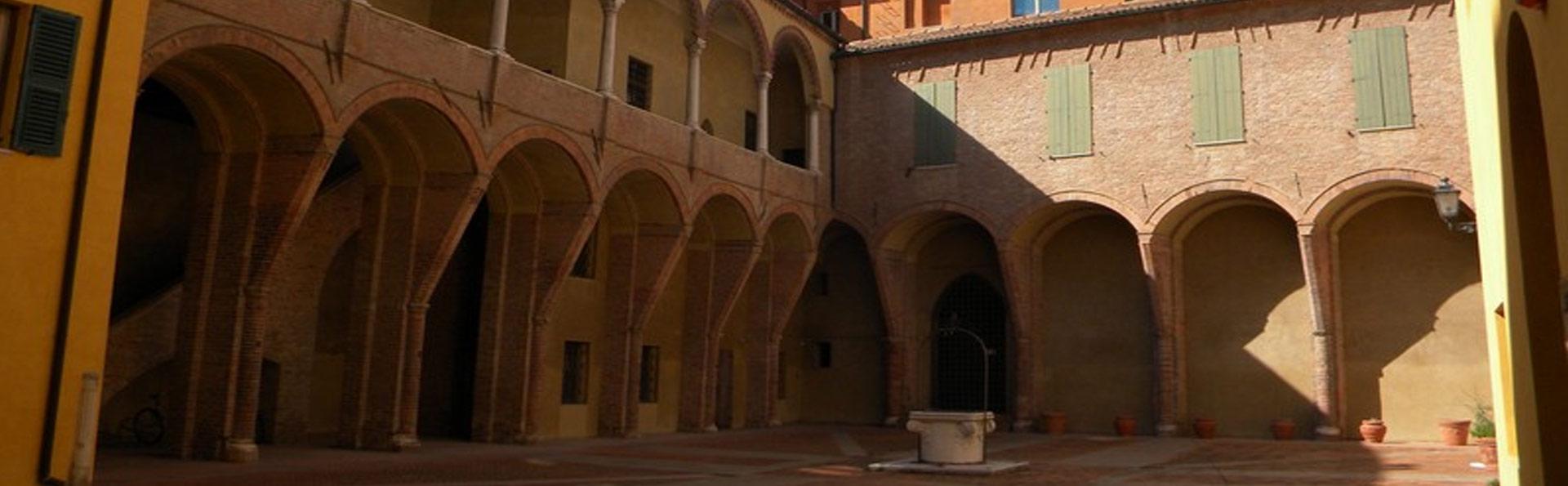 Palazzo Muzzarelli Crema Ferrara
