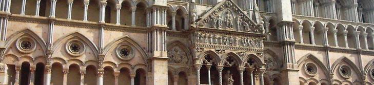 duomo cattedrale ferrara